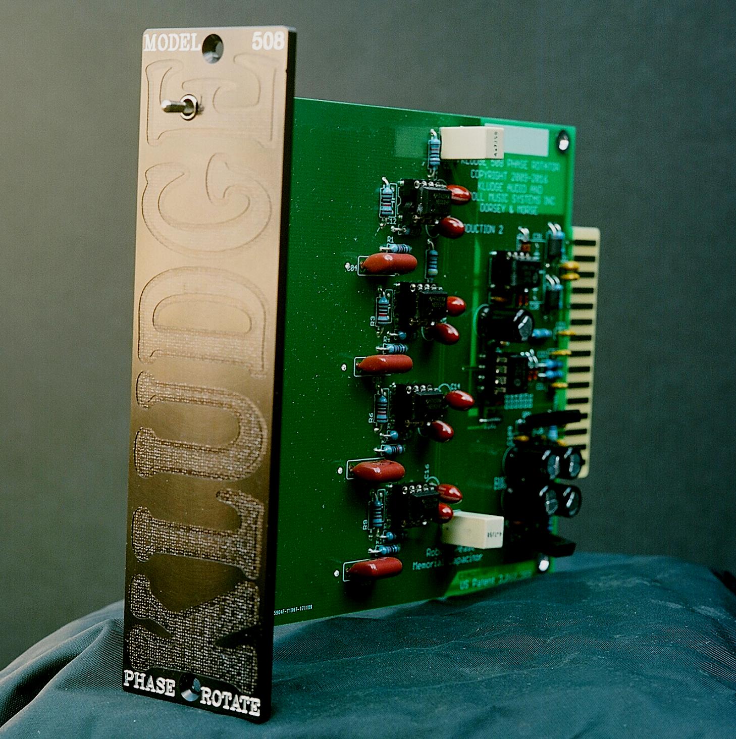 Kludge Audio 500 Series Modules